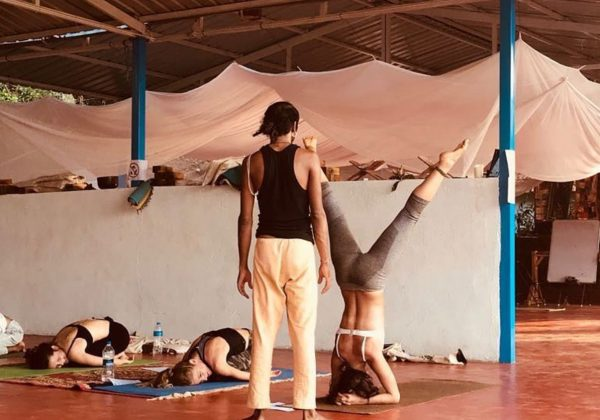 200 Hour Ashtanga Yoga TTC