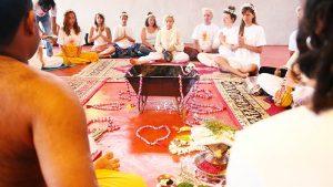 puja, homa, havan, yoga, ceremony
