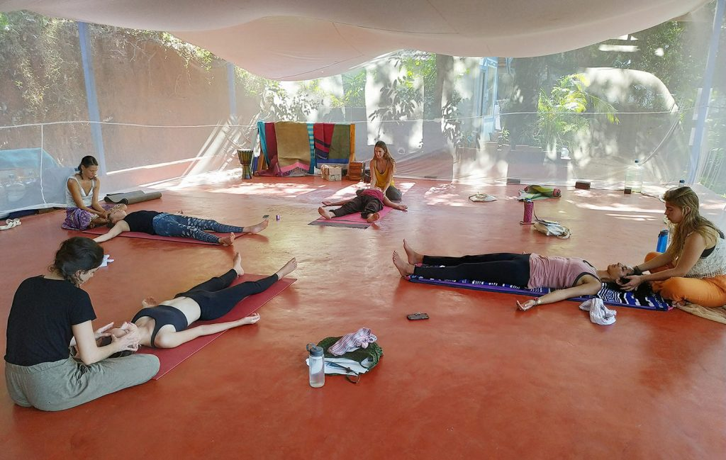 100 Hour Yoga Nidra TTC at Shree Hari Yoga School in India