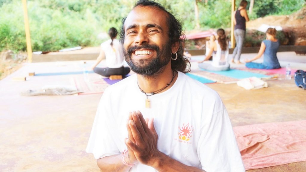 Shree Hari, best yoga teacher, spiritual leader and therapist