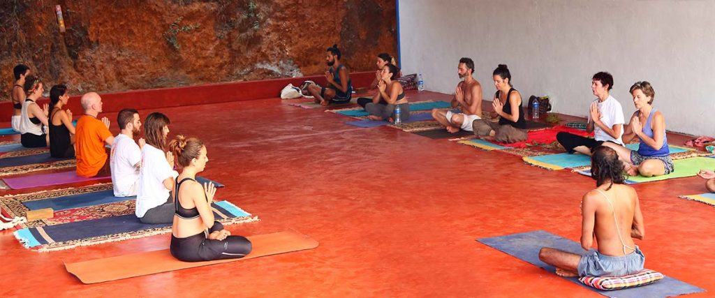 shree hari yoga hall in gokarna