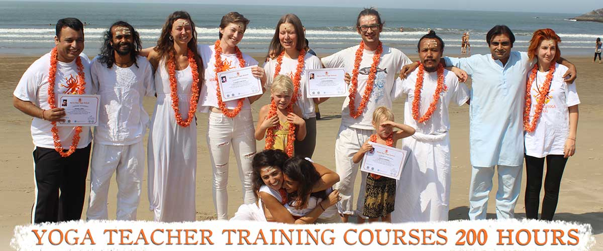 Shree Hari Yoga Teacher Training Courses 200 Hours