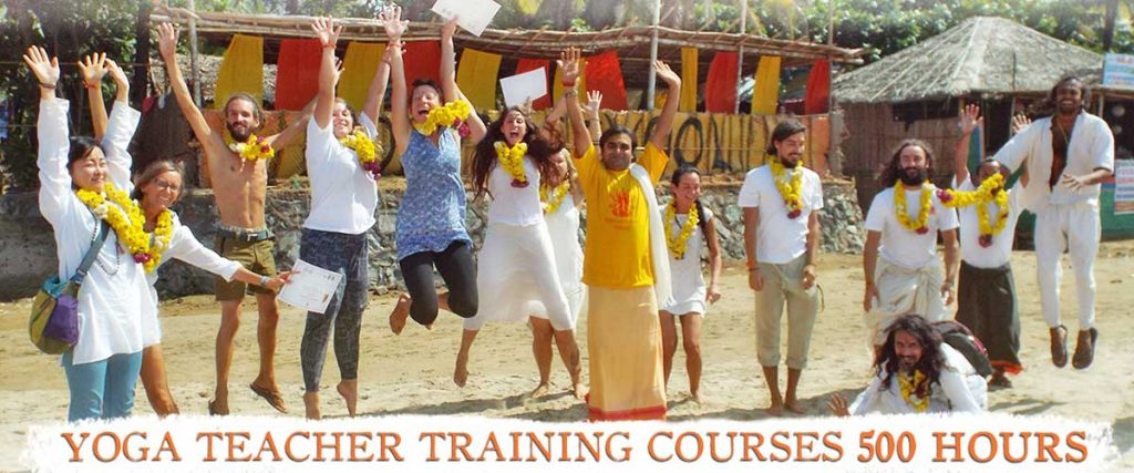 Shree Hari Yoga Teacher Training Courses 500 Hours