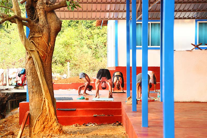 ashtangayoga in gokarna