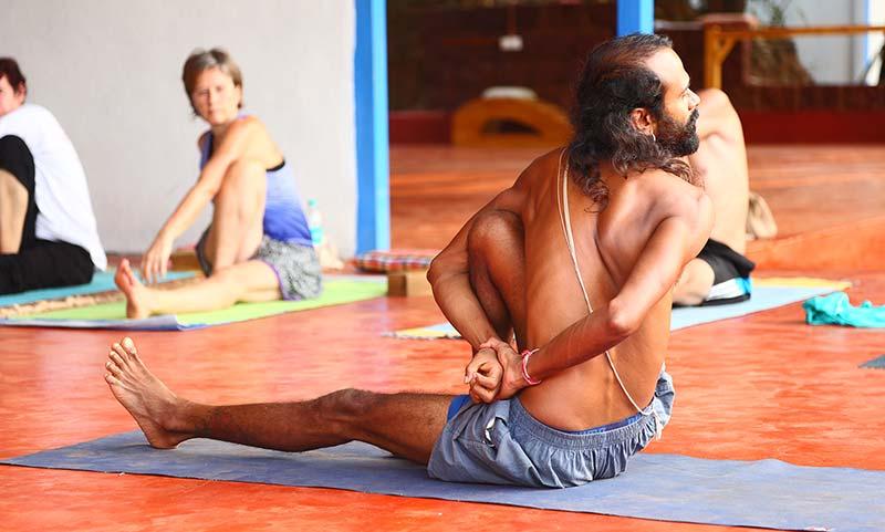 shree hari yoga teacher