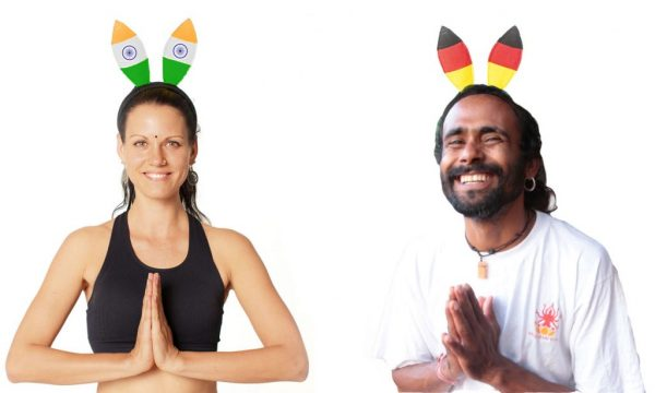 india, germany easter time explain ancient knowledge from Vedas and Paramahamsa yogananda