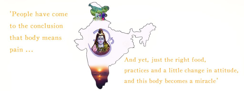 shree hari yoga school india map