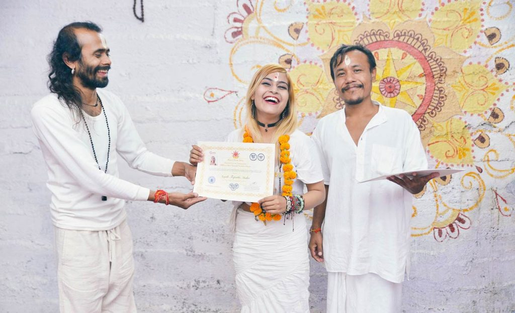 300 hour yttc yoga alliance certificate india