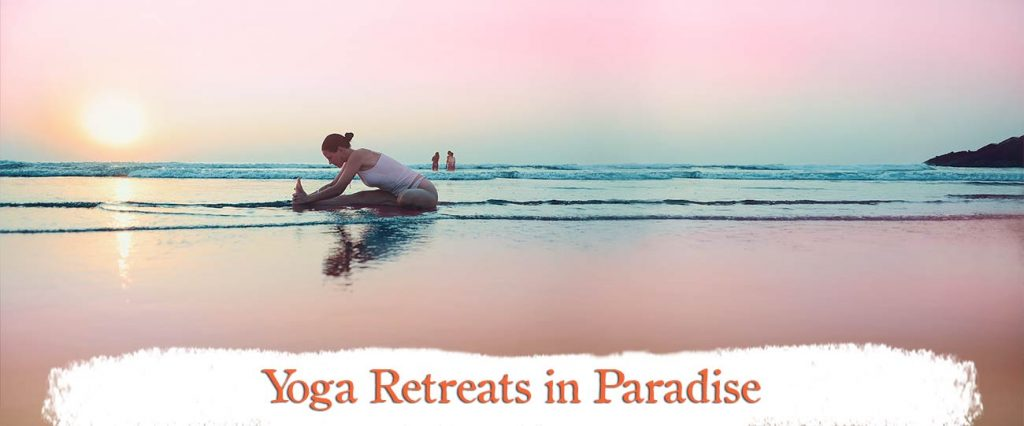 Yoga Retreats in Paradise Beach Gokarna at Shree Hari Yoga School