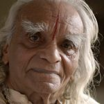 Benefits of Yoga for Seniors, BKS Iyengar, photographed in Karnataka, India, in 2005