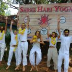 300 our yttc group photo gokarna shree hari yoga school