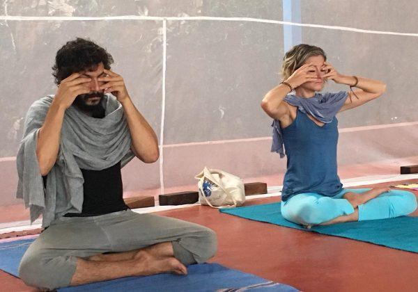100 Hour Meditation and Pranayama TTC