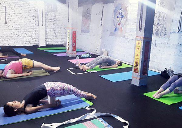 100 hour Vinyasa and Yin Yoga TTC