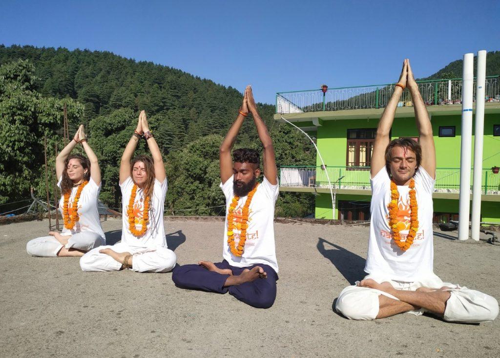 hatha yoga teacher training