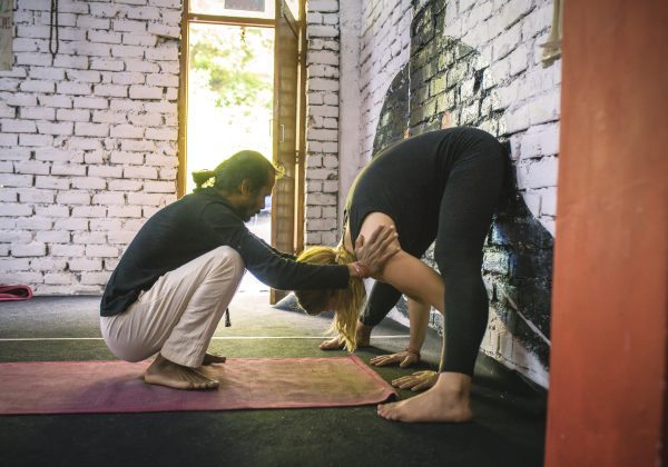 100 Hours Restorative Yoga Teacher Training Course Accommodation and Food