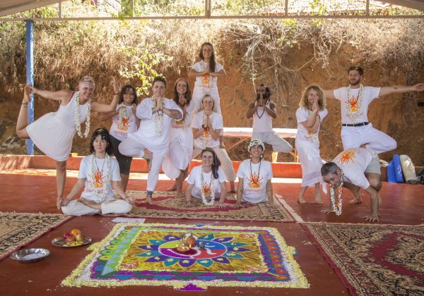100 Hours Hatha Yoga Teacher Training Courses Daily Schedule