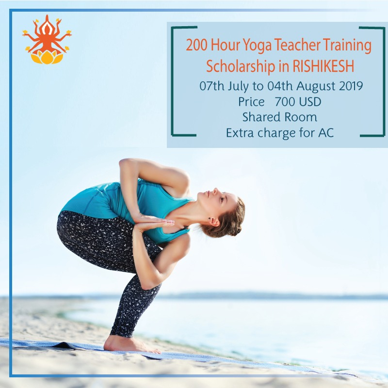 200 Hour Yoga Teacher Training Course | Shree Hari Yoga school in India