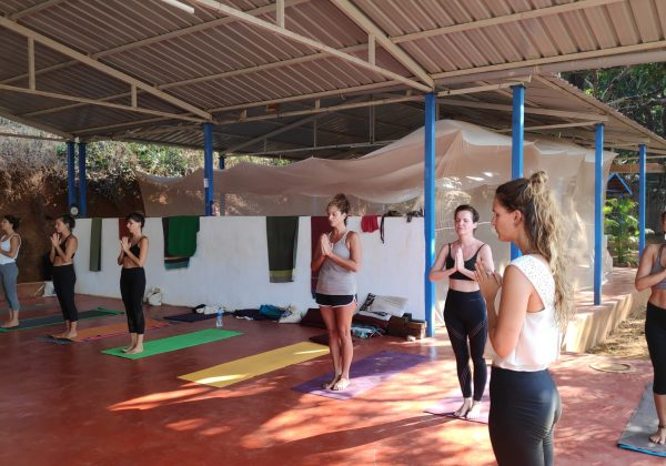 100 Hours Restorative Yoga Teacher Training Course Check-in & Check-out