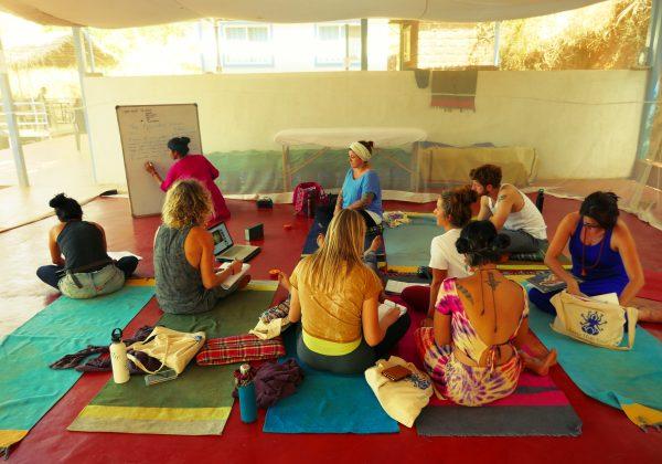 100hr restorative yoga teacher training