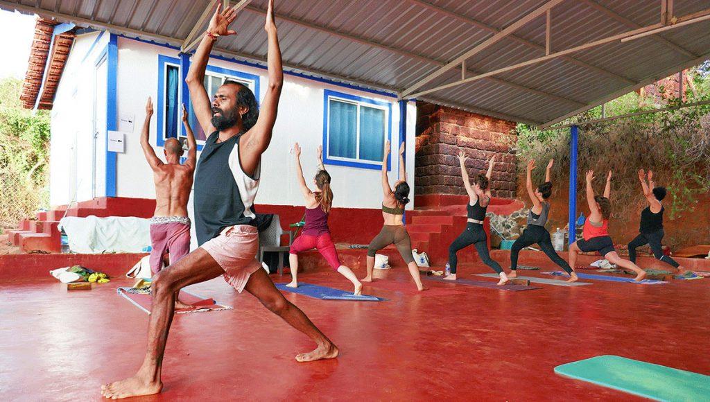 100Hr Ashtanga Yoga Teacher Training Course