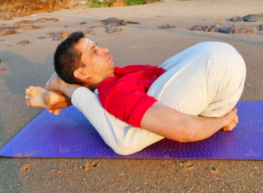 Arya Murty belongs to a South Indian Brahmin family shree hari yoga goa