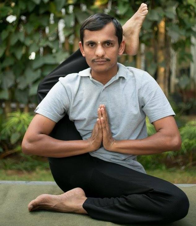 Yogacharya sri Nagaraj ji philosophy and anatomy teacher for shree hari yoga school