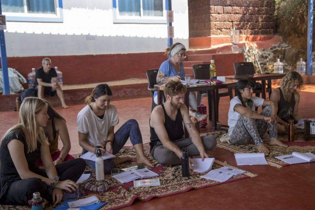 100 Hours Hatha Yoga Teacher Training Courses Check-in & Check-out