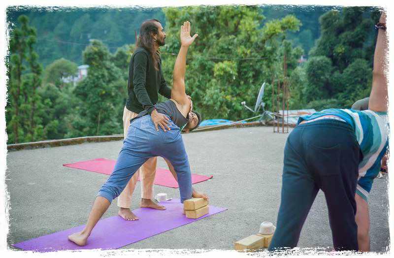 300 hour Yoga teacher training